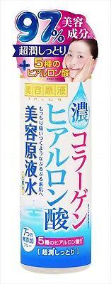 Skin Care Cosmetex Roland Collagen Hyaluronic Acid Moisturizing Toner 185 Ml Japan F/s