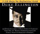 Anthology by Duke Ellington (CD, Oct-2007, 5 Discs, Deja Vu)