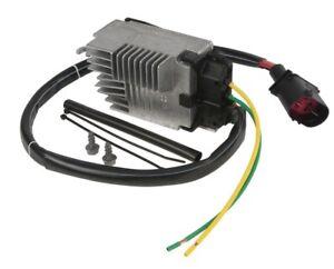 audi a4 02 04 genuine auxiliary fan control module unit 300 watt rh ebay com Fan Light Control Wiring Light and Fan Wiring Diagram