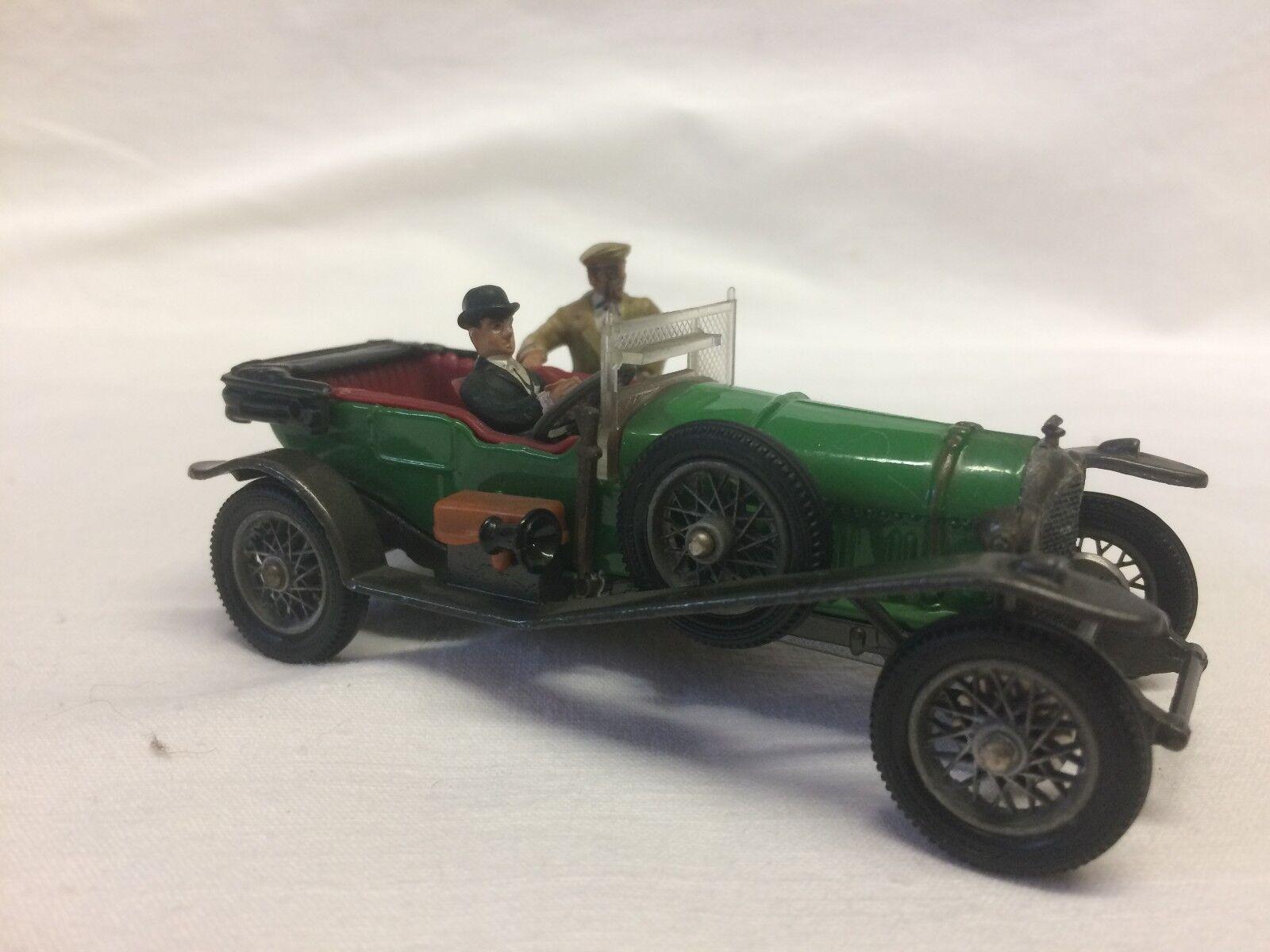 CORGI CLASSICS BENTLEY LE MANS 1927 MONDO DEI WOOSTER 9004