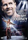 WWE Shawn Michaels My Journey 3pc DVD Region 1 651191948239