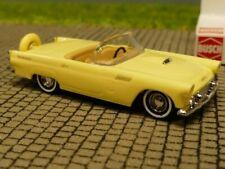 Busch Ford Thunderbird Cabrio hellblau oder gelb