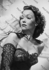 Vintage Jane Wyman Art Photo Print of Lovely Legendary Movies Star Re-print A4