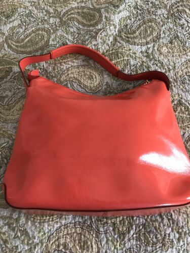 oranje Allie Hobo Road handtas Lincoln Kate Spade lakleder 8nO0wPk