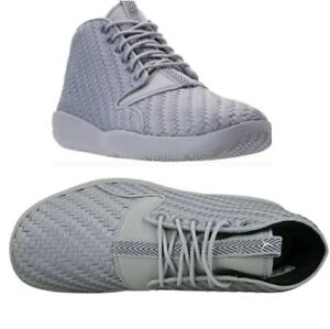 2d7fd25786634c Jordan Eclipse Chukka - Men s Wolf Grey White Black 81453003 size ...