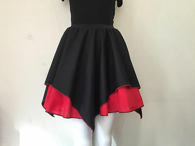 Fun Vampire Halloween Skirt - Costume, Fancy Dress