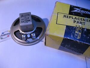 49-1197-130-Zenith-Replacement-Part-Speaker-8-Ohm-0-63W-Television-NOS-Vintage