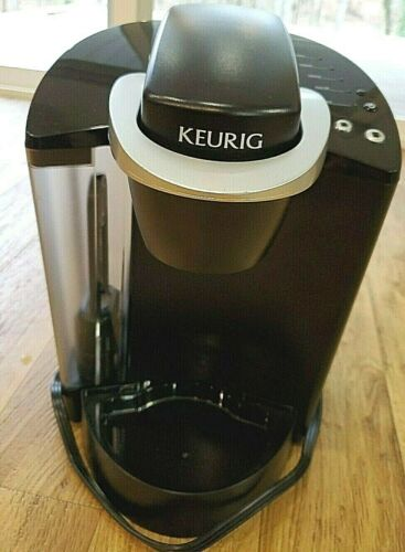 Keurig Coffee Maker Model K40 Single Cup Brewing System Black Works