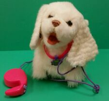 FurReal Friends ~ GoGo My Walkin Pup with Leash Puppy Dog Fur Real ~ Works Great