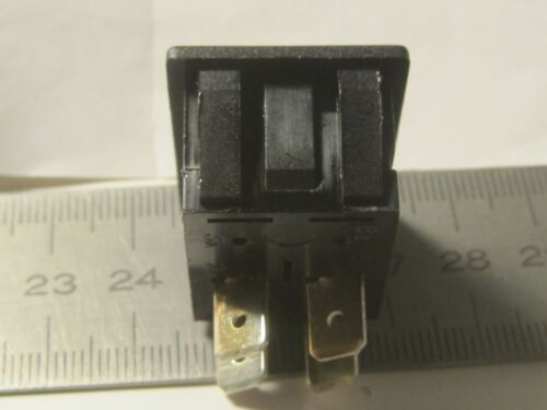 C1350AL Standard Rocker Switch Single pole 20A 250VAC  ARCOLECTRIC   1pcs.