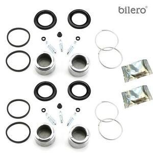 2x-Kit-de-Reparation-Etrier-Frein-Piston-devant-48-mm-pour-Systeme-ATE-Joints