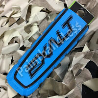 Exalt Bayonet Pro Barrel Cover Sock Plug Condom - Blue
