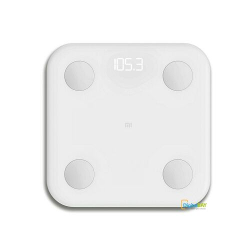 Bilancia Pesapersona Digitale Bluetooth Xiaomi Mi Body Composition 2 Bianco