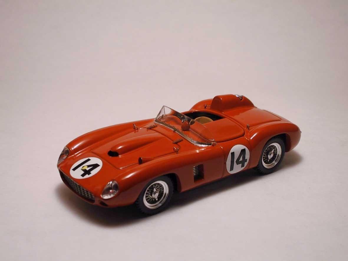 Ferrari 290 MM Sebring 1957  14 1 43 Model 0064 ART-MODEL