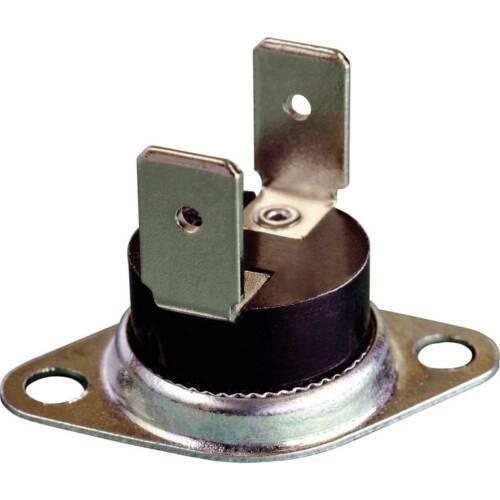 Thermostat bimétallique Thermorex TK24-T02-MG01-Ö85-S75 250 V 16 A ouverture 85