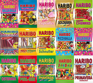 Image Is Loading Haribo Sweets Birthday Gifts Weddings Partys All Candy