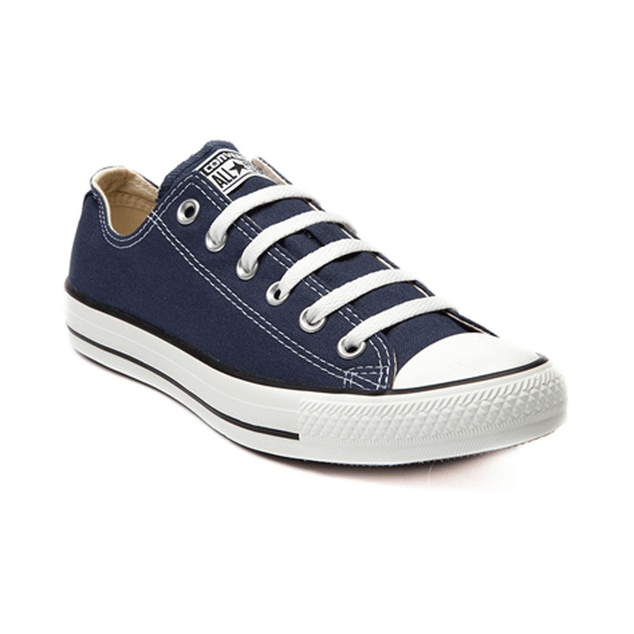 Converse Allstars Lona Azul Marino Buey lo Para mujer Para Mujer UK Size 3 a 11