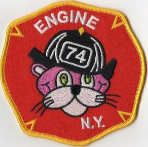 New-York-City-Fire-Department-Engine-74-E74-Patch