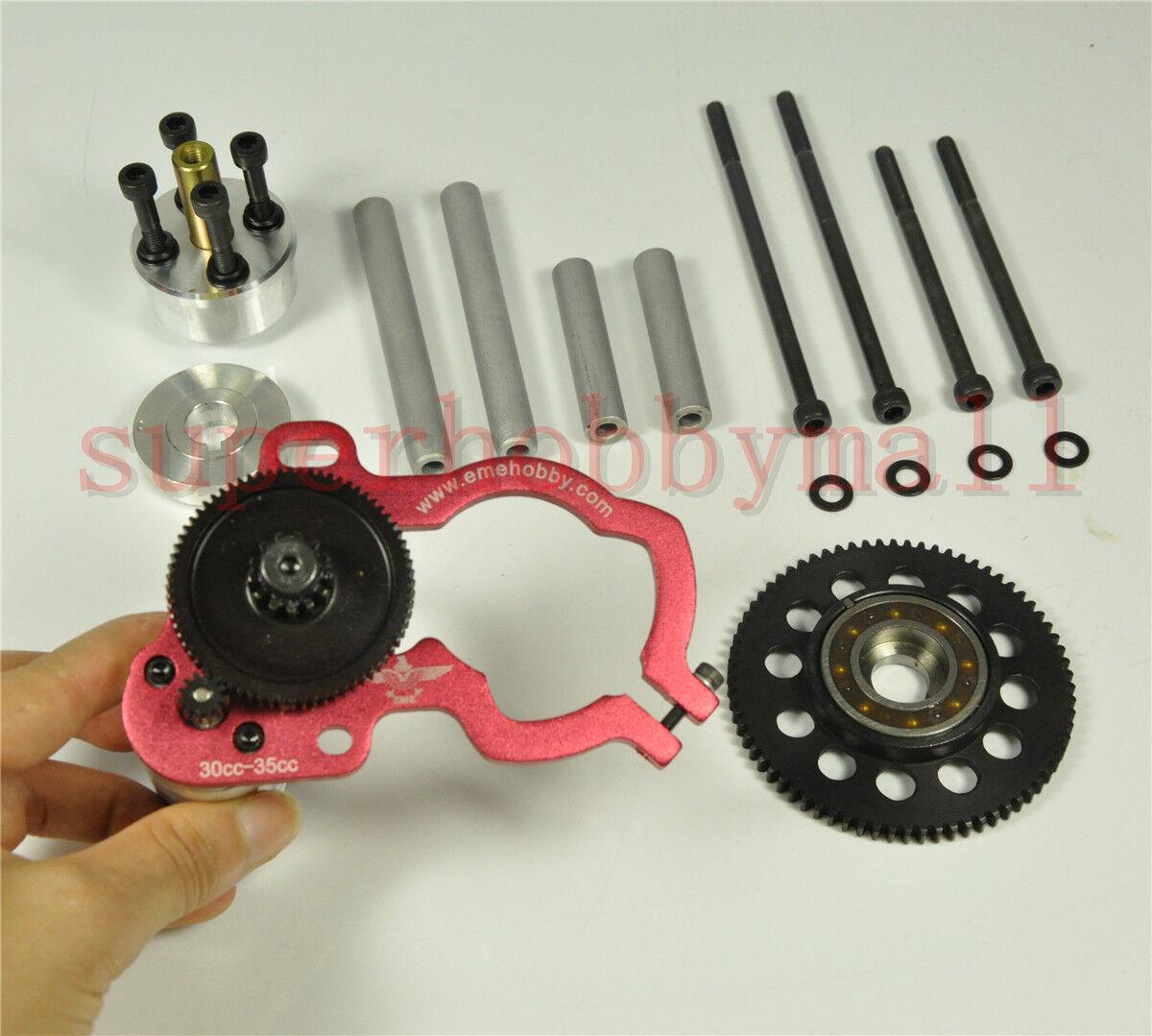 Eme motor de arranque eléctrico para motor 30-35CC EME35 DLE30 u otros similares