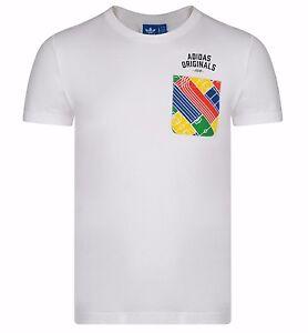tee shirt adidas vintage homme