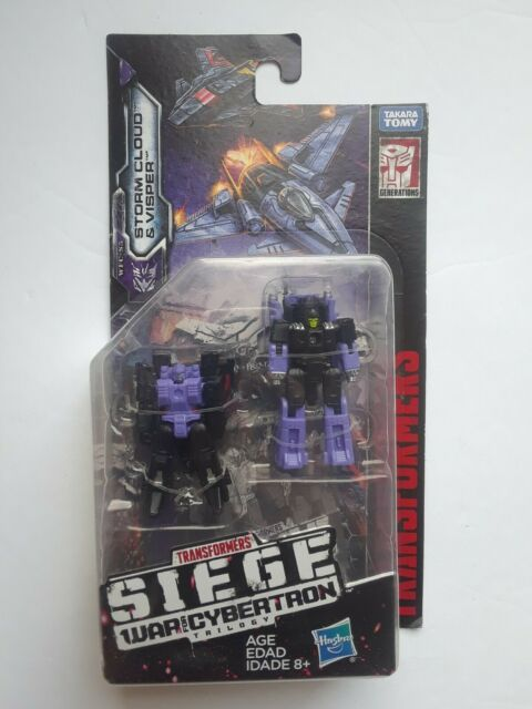 Transformers War for Cybertron: Siege Micromaster AIR STRIKE PATROL (2-Pack)