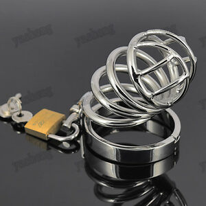 304 Medical Grade Stainless Steel Cb6000 Chastity Device Cage Bondage Ua1150 Health & Beauty