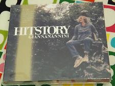 "Cd Gianna Nannini ""History"" (2 cd)"