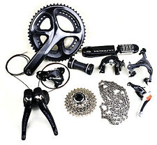 172.5 Groupset Shimano Ultegra 6800 11 speeds 53/39T Road Bicycle Cycling brakes