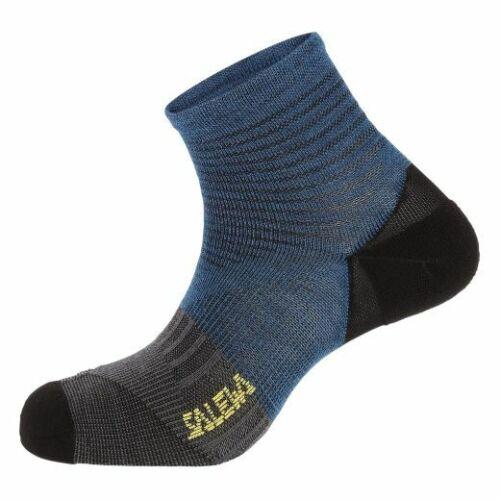 Salewa Approach Comfort Socks XL UK9.5-11 Prince Blue//Asphalt