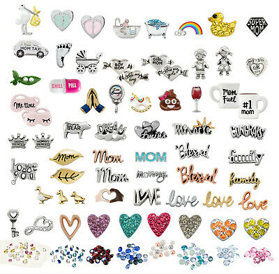 Part 1 of the retired Origami Owl Charms list. | Origami owl ... | 394x400