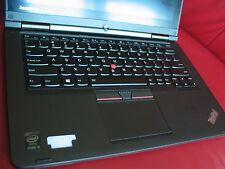 Lenovo ThinkPad yoga 12 i5 5200U 256GB SSD 2-in1 hybrid win-10 touch 1080 FHD