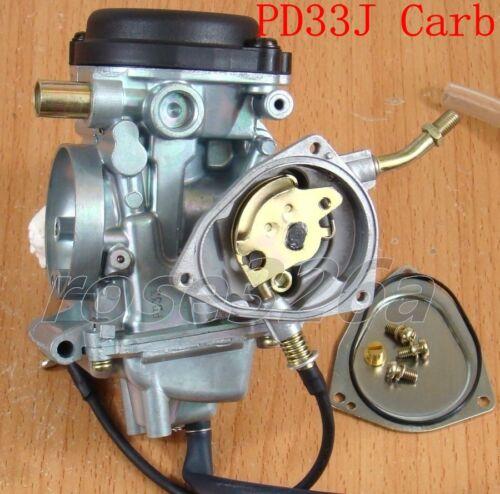 Carb Bombardier Traxter 500 Carburetor PD33J 1999-2000