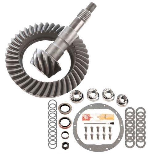 GM 8.5 10 BOLT 3.73 RING AND PINION /& MASTER BEARING INSTALLATION KIT