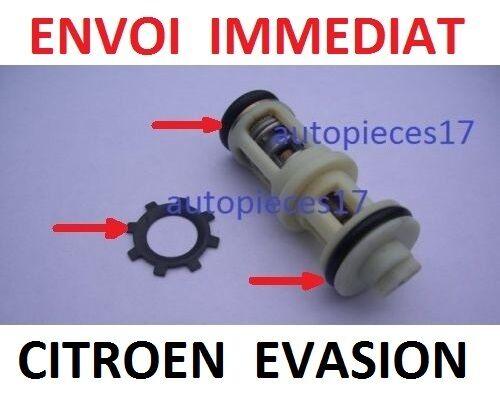 CLIPS+NOTICE REPARATION PANNE SUPPORT FILTRE GASOIL CITROËN EVASION KIT JOINTS