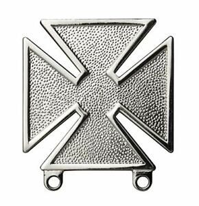 U-S-Army-Official-Marksman-Badge-WITH-Qualification-Bar-Mirror-Finish-NEW
