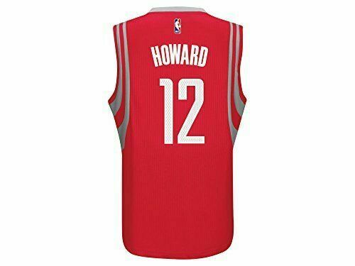 Brooklyn Nets Dwight Howard City Edition Black Swingman Jersey