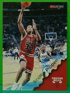 Scottie Pippen regular card 1996-97 Skybox NBA Hoops #24