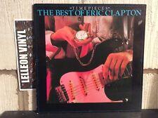 Timepieces The Best Of Eric Clapton LP Album Vinyl Record RSD5010 Rock 70's