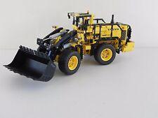 LEGO TECHNIC VOLVO L350F WHEEL LOADER 1636 PIECES REMOTE-CONTROLLED 42030