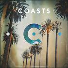 Signed Coasts 2016 Debut Album CD FREEPOST