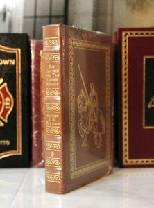 SIR GAWAIN & GREEN KNIGHT - Easton Press - Ernest Kirtlan - SEALED w/ BOX