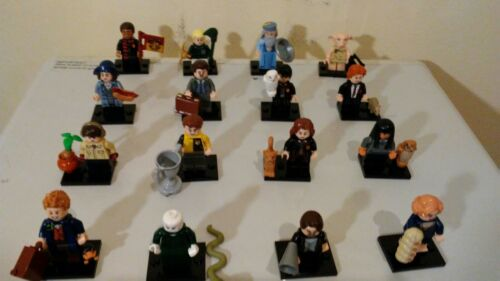 Authentic Lot Of Lego Harry Potter Series Minifigures 71022 16 Set Out of 22 New