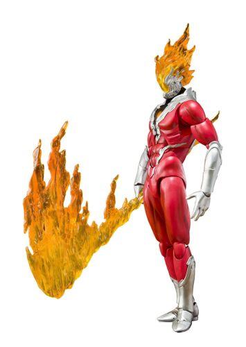 ULTRA-Act ULTRAMAN ZERO Glen Fuoco Action Figure BANDAI TAMASHII Giappone NATIONS
