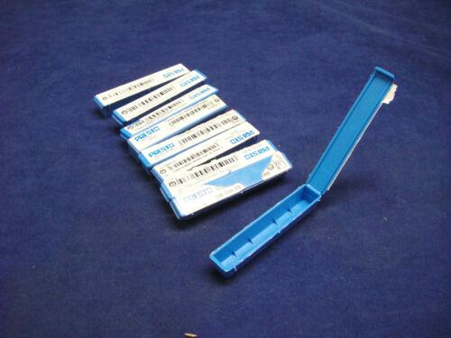 9 X vide Presto Hss Perceuse Flip Top Box 92 mm x 12 mm x 13 mm