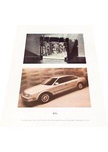 1993-Infiniti-Q45a-Q45-2-page-Vintage-Advertisement-Car-Print-Ad-J407