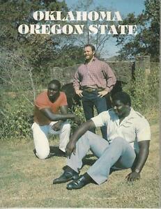 Oregon-State-Beavers-1981-Oklahoma-Magazine-Program