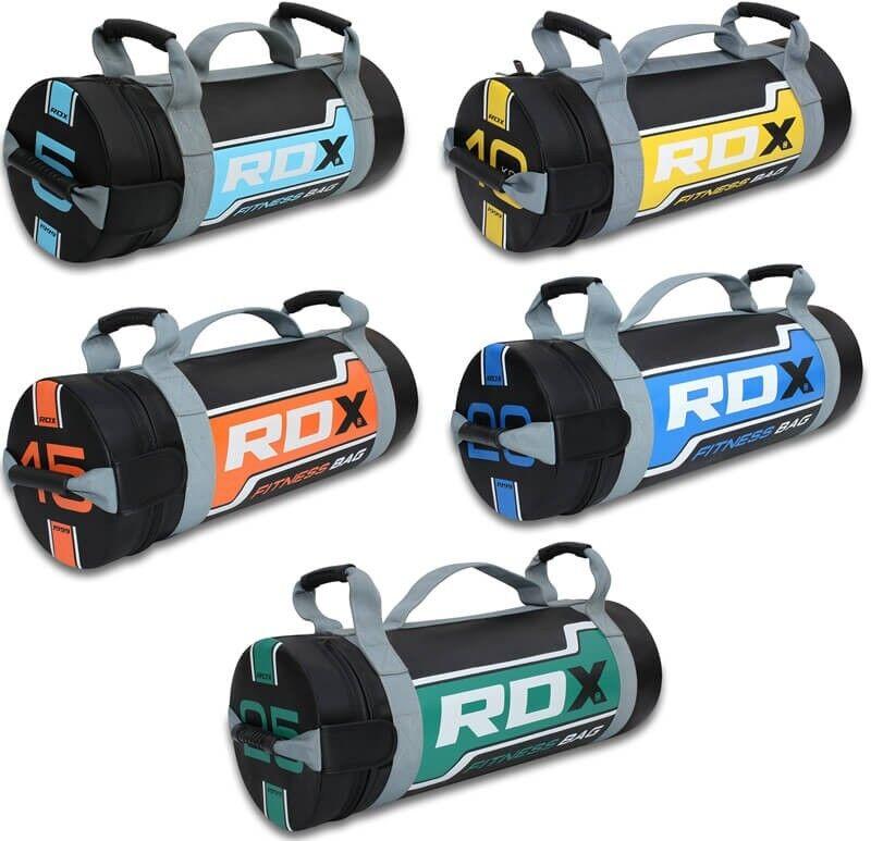 RDX Borsa fitness 5, 10, 15, 20, 25  kg Vari Coloreeei, fitness Sand bag, power bag
