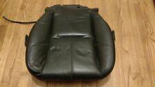 2008 2013 Chevy Silverado Gmc Sierra Leather Passenger Black Seat Cushion Oem Fits Silverado 1500