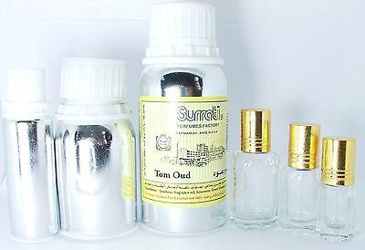 TOM OUD Arabian Unisex Perfume Oil Alcohol Free Attar by SURRATI Perfumes