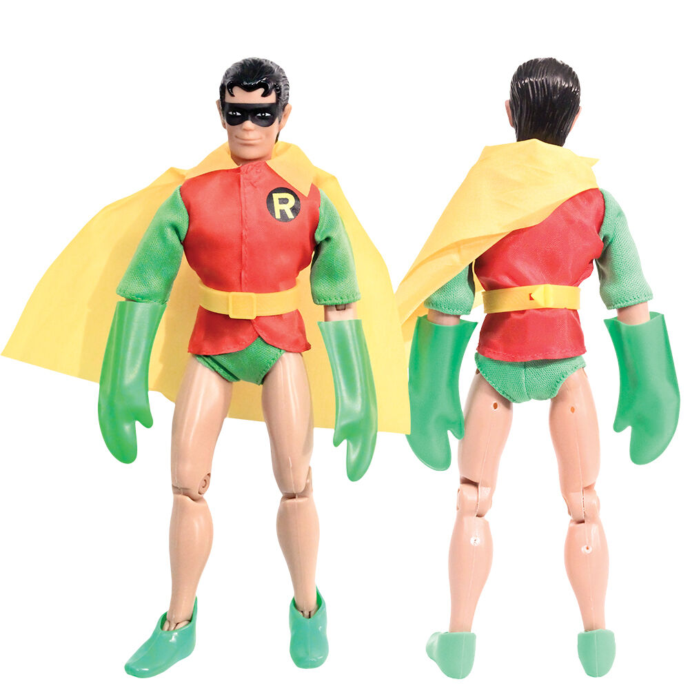 Super Powers Retro Retro Retro Style Action Figures Series 2  Robin by FTC debe86